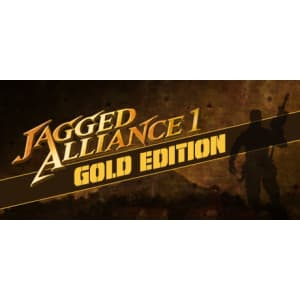 Jagged Alliance 1: Gold Edition for PC and Mac: Free