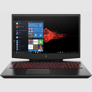 "HP Omen 17t-cb100 10th-Gen. i7 17.3"" Gaming Laptop for $1,140"