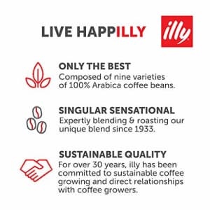 illy Ready-to-Drink Caff Latte, Authentic Italian, Made with 100% Arabica Coffee, All-Natural, No for $24