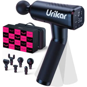 Urikar Pro 3 Massage Gun for $45 w/ Prime