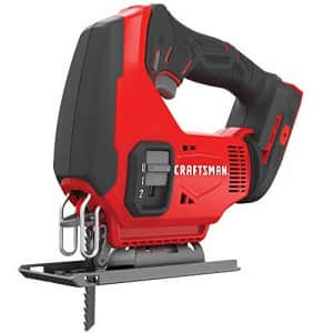 Craftsman 20V Cordless Jig Saw (Tool Only) for $92