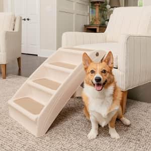 PetSafe CozyUp Folding Pet Steps for $36