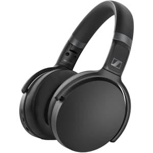 Sennheiser HD 450BT Wireless Bluetooth Headphones for $126