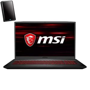 "MSI GF75 17.3"" FHD 144Hz GTX 1650 Ti 4G Gaming Laptop Computer, Intel Quad-Core i5-10300H (Beat for $1,349"