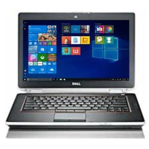 """Dell Latitude E6420 Sandy Bridge i5 14.1"""" Laptop for $220"""