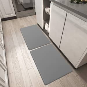 Dexi Kitchen Rug 2-Pack for $16