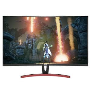 Acer ED323QUR Abidpx 31.5 Inches WQHD (2560 x 1440) Curved 1800R VA Gaming Monitor with AMD Radeon for $300