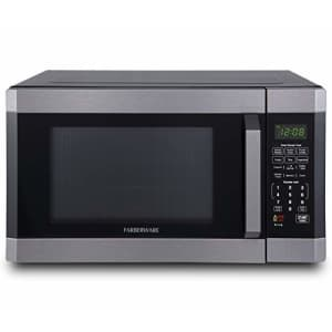 Farberware FMO16AHTBSD Microwave Oven with Smart Sensor Cooking, ECO Mode and LED Lighting, 1.6 Cu. for $170