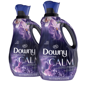 Downy Infusions Calm Fabric Softener 2-Pack for $8.80 via Sub & Save