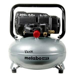 "Metabo HPT ""THE TANK"" Pancake Compressor for $199"