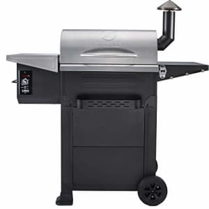 Z GRILLS ZPG-6002E 2020 New Model Wood Pellet Grill & Smoker 6 in 1 BBQ Grill Auto Temperature for $399