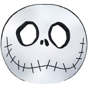 Disney 8-Foot Lighted The Nightmare Before Christmas Jack Skellington Inflatable for $75