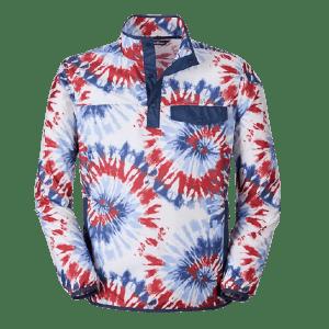 Eddie Bauer Men's Momentum Snap Mock Jacket for $33