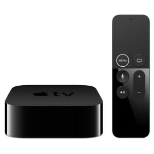 5th-Gen. Apple TV 4K 32GB Streaming Media Player for $149