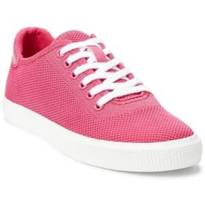 Lauren Ralph Lauren Women's Jaylin Sneakers for $35