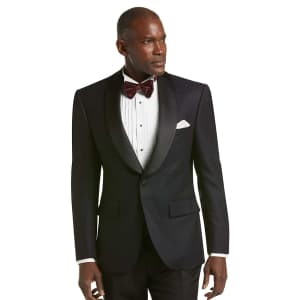 Jos. A. Bank Men's Wool or Wool-Blend Dinner Jacket for $30