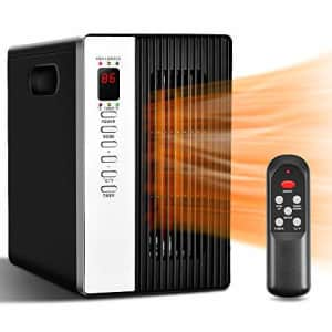 Air Choice Space heaters-Space heater for indoor use,protable electric heater with 3 power modes, 495 Sqft for $50