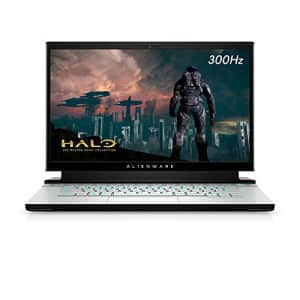 Alienware m15 R4, 15.6 inch FHD Non-Touch Gaming Laptop - Intel Core i7-10870H, 32GB DDR4 RAM, 1TB for $2,690