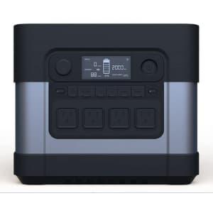 Pustor 2,200-Watt Universal Portable Power Station for $300