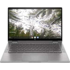 """HP x360 10th-Gen. Comet Lake i3 14"""" 2-in-1 Touch Chromebook for $429"""