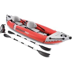 Intex Excursion Pro Fishing Kayak for $315
