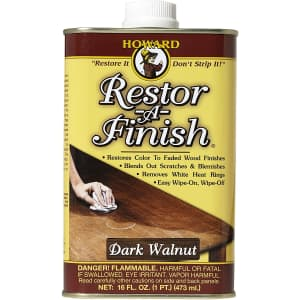 Howard Products Restor-A-Finish 16-oz. Can for $10