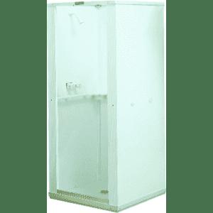 Mustee Durastall Shower Stall Module for $260