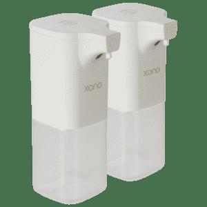 Xono MISTR Touchless Soap/Sanitizer Dispenser 2-Pack for $15