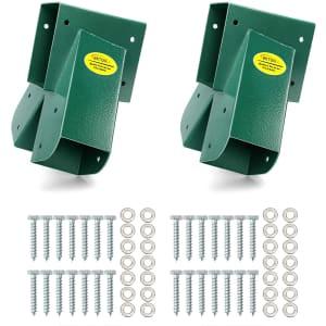 Betooll A-Frame Bracket Swing Set 2-Pc. Set w/ Hardware for $56