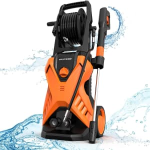 Paxcess 3,000-PSI Electric Pressure Washer for $100
