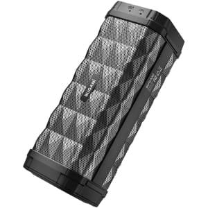 Bugani M99 Portable Bluetooth Speaker for $17