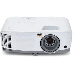 ViewSonic 3800 Lumens SVGA High Brightness Projector for $285