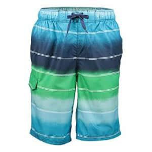 Kanu Surf Men's Echelon Swim Trunks (Regular & Extended Sizes), Apollo Navy, Small for $20