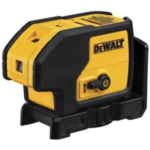 DEWALT Line Laser, 3-Beam (DW083K) for $144
