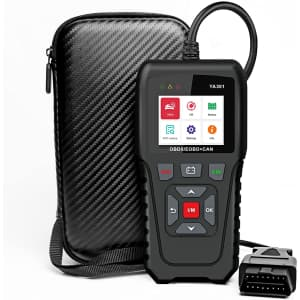 Elmconfig OBD2 Automotive Scanner for $36
