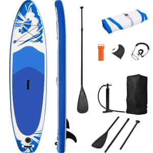 Inflatable Stand Up Paddle Board for $246