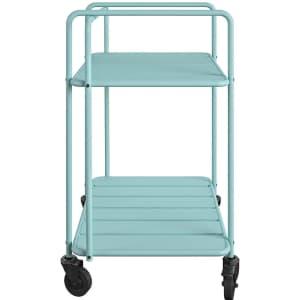 Novogratz Penelope Outdoor/Indoor Cart for $61