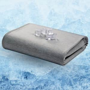 Bedsure Cooling Throw for $16
