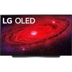 """LG CX OLED65CXPUA 65"""" 4K HDR OLED UHD Smart TV for $1,500"""