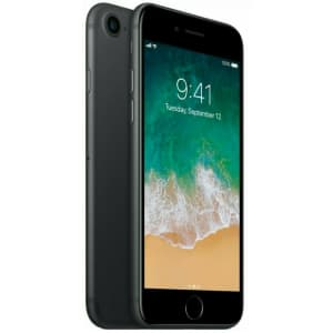 Refurb Unlocked Apple iPhone 7 32GB Phone for $105