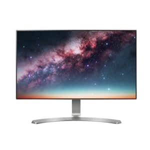LG 24MP88HV-S 24-Inch IPS Monitor with Infinity Display 2.5mm Bezel for $200