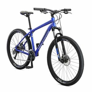 Mongoose Switchback Comp Adult Mountain Bike, 9 Speeds, 27.5-inch Wheels, Mens Aluminum Small for $1,066