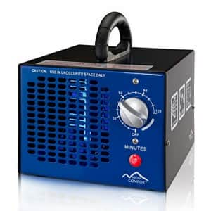 New Comfort Blue Commercial 8,500mg/hr O3 Ozone Generator Air Purifier for $115