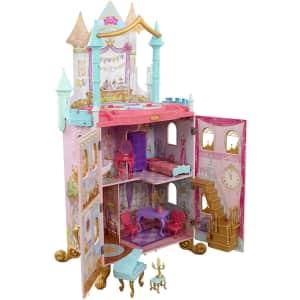 KidKraft Disney Princess Dance & Dream Wooden Dollhouse for $161