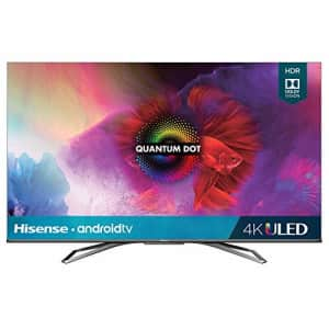 Hisense 55-Inch Class H9 Quantum Series Android 4K ULED Smart TV with Hand-Free Voice Control for $748