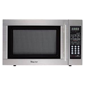 Magic Chef MCD1311ST 1.3cf 1000W S-Steel Microwave for $208