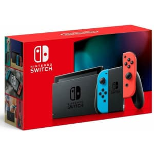 Nintendo Switch V2 32GB Console for $354