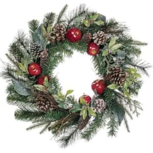 Wreaths & Garlands at Wayfair: + free shipping w/ $35