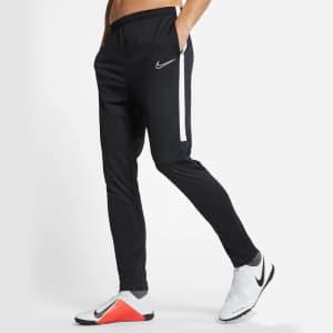 Nike Men's Dri-FIT Academy Soccer Pants for $24