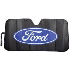 Ford Officially Licensed Folding Windshield Sunshade for $18